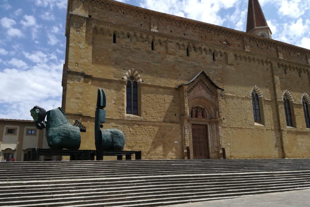 Arezzo Duomo :: Cortona and Arezzo Guided Tour :: Florence Tour with Paola Migliorini