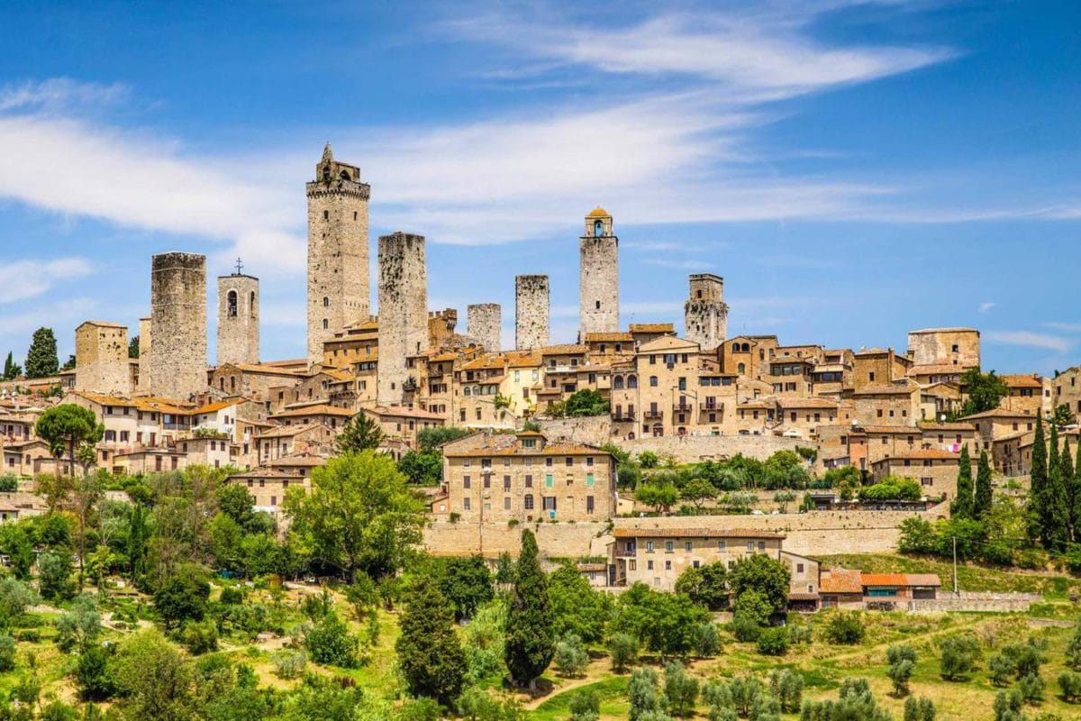 San Gimignano and Siena full-day guided tour :: Florence Tour by Paola Migliorini